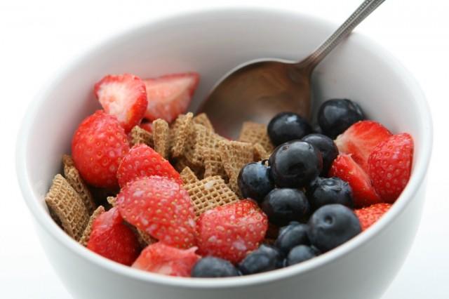 l'esmorzar: l'àpat REI del dia